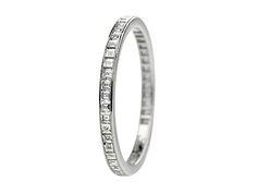 Diamond Eternity Ring Bond Street: Diamond Wedding Bands London