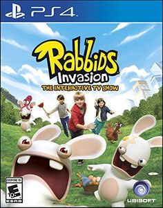 Rabbids Invasion * You can get additional details at the image link. Note:It is Affiliate Link to Amazon.
