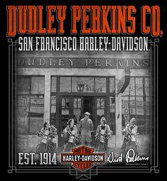 Harley-Davidson custom dealer art on Behance Harley Davidson Dealers, Harley Davidson Trike, Harley Davidson Street, Vintage Harley Davidson, Harley Davidson Quotes, Harley Davidson T Shirts, Harley Dealer, San Francisco, Harley Shirts