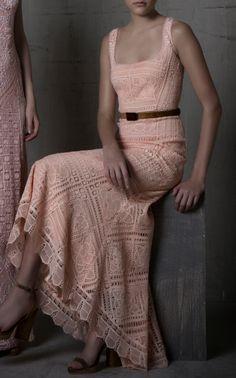 Theodora Lace Dress by Martha Medeiros