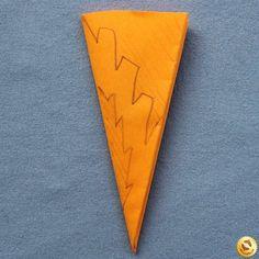 Schneeflocken aus Papier basteln- Anleitung-dekoking-com-1
