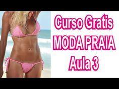 Curso Grátis - Moda Praia - Rolotê e elástico - Aula 2 - YouTube