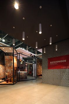 Stand Bambu in Mexico by Local 10 Arquitectura Building Materials, Interior Designing, Showroom, Mexico, Stand Design, Cabinets, Tents, Entryway, Buildings