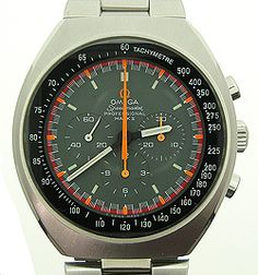 Omega Speedmaster Professional Mark II Racing Chronograph [ST145.014_ST 145.014] : KeepTheTime.com Authentic Watches