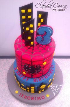 ¡¡¡ SPIDERMAN CAKE !!!