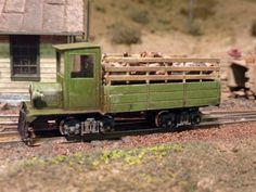 Cray Valley Railroad Gallery: Aru Models Railtruck