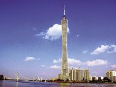 Canton Tower - Guangzhou - 2005 - Structural Expressionist.
