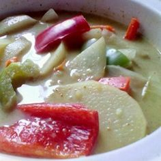 Delightful Indian Coconut Vegetarian Curry in the Slow Cooker - Allrecipes.com