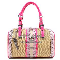 I ❤pink bags