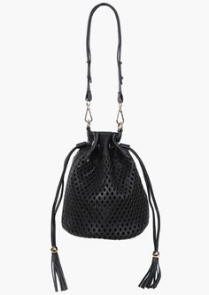 Perforated Bucket Bag | Shop for Perforated Bucket Bag Online