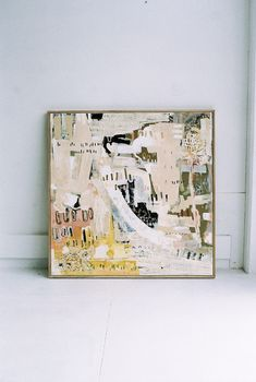 Painting Inspiration, Art Inspo, Best Nature Wallpapers, Acrylic Art, Large Art, Abstract Wall Art, Art Techniques, Diy Art, Collage Art