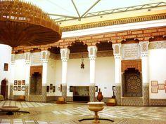 Mosaicos marroquinos.