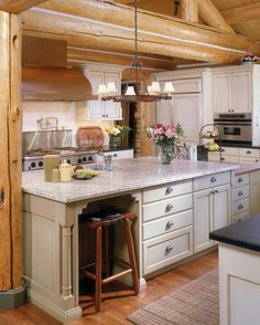 Rustic Kitchen idea from Benning Design