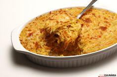 Receita de Bacalhau do Pai. Descubra como cozinhar Bacalhau do Pai de maneira prática e deliciosa com a Teleculinária!