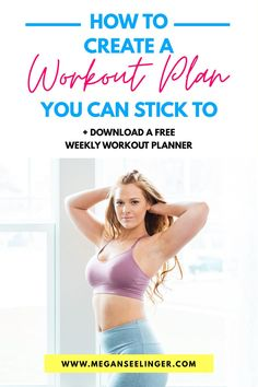 The most effective exercises to burn fat are high-intensity interval training and lifting weights. My free weekly workout planner will explain each circuit and how to divide your workout to focus on different muscle groups. I also have workout videos pinned so that you can see correct body form and get ideas to keep your workouts fresh. Best Gym Workout, Body Workout At Home, At Home Workouts, Workout Programs For Women, Workout Plan For Women, Workout Planner, Fitness Planner, Easy Workouts For Beginners, Work Out Routines Gym