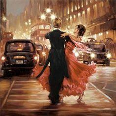 Mark Spain - Romance in the City II
