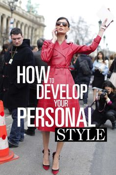 How to develop your personal style on vogue.com.au