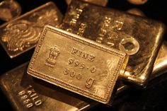 Solid Gold bars, collectables*