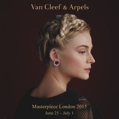 For the first time, Van Cleef & Arpels is taking part in the Masterpiece London Fair from June 25 to July 1.  With nearly a century of creativity on display, the Maison has natural place in this overview of the history of fine art and design, to present a selection of Heritage, High Jewelry and Watchmaking creations.