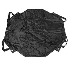 Jardin Pet Dog Car Seat Cover Safety Hammock, Waterproof, Black * Click image to review more details.