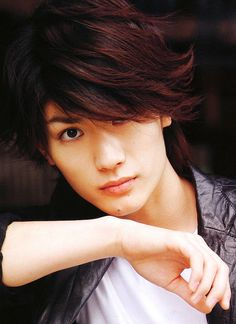 MIURA HARUMA / 三浦春馬 by treeta_miobitat, via Flickr