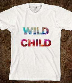 #wildchild #freespirit #partyhard #dance #americanapparel #tshirt #shirt #tanktop #skreened