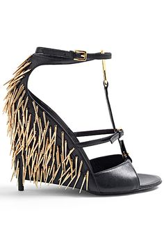"""Tom Ford - Women's Shoes - 2013 Spring-Summer -  I Am Just """"TOM"""""""