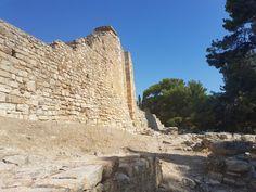 Minoan Palace at Knossos
