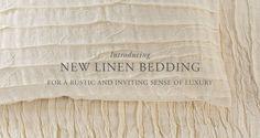 Anichini New Linen Bedding  http://shop.anichini.com/index.php/