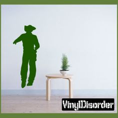 Cowboy Kid Wall Decal Vinyl Decal Car Decal NS Kids - Cowboy custom vinyl decals for trucks
