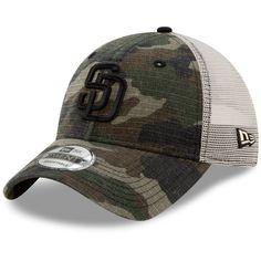 3d23e6de4d410f Men's San Diego Padres New Era Camo Tonal Trucker 9TWENTY Adjustable  Snapback Hat, Your