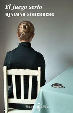 El juego serio (Den allvarsamma leken) / Hjalmar Söderberg. Tiene como protagonista a Arvid Stjärnblom, un joven de provincias que trabaja como crítico musical en un diario de la capital sueca y cuya vida gira en torno a dos mujeres, Lydia Stille, su amor de juventud y amante ocasional, y Dagmar Randel, una mujer a la que no ama pero de la que no puede divorciarse.