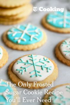 Whether you're making Santas or dreidls, shamrocks or bunnies, this foolproof cookie and royal icing recipe is the only one you need. Don't skip chilling the dough after rolling it out. It really helps the cookies keep their shape while baking. And if you'd like to frost the cookies very generously, consider doubling the icing amounts below. (Photo: Andrew Scrivani for The New York Times)