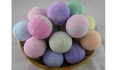 Make your own bath bombs as gifts will need some chemistry supplies