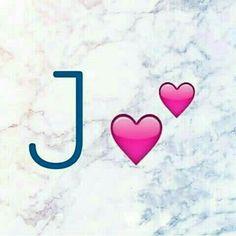 💎 Miss Bushra Kakar💎 J Alphabet, Alphabet Images, Alphabet Design, Words Wallpaper, Alphabet Wallpaper, Love Text To Boyfriend, Loyalty Tattoo, J Names, J Words