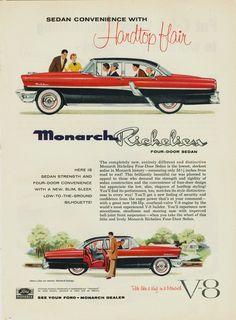 Monarch ad