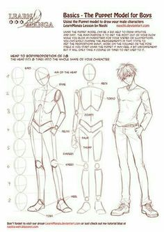Anime boy, text, guy, male, height; How to Draw Manga/Anime