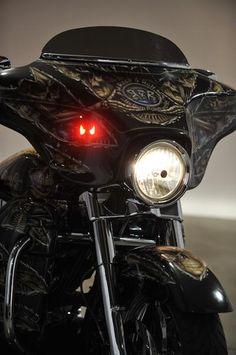Randy Rock n Roll Custom Paint - Cool Light!