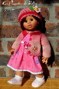 .... Annie, une autre poupette Wichtel qui me donne l'occasion de prolonger le mini défilé de mes petits lutins. ♥ ♥ ♥ ♥ ♥ ♥ ♥ Quand...