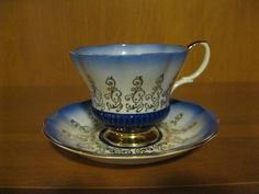 Royal Albert Overture Series Blue
