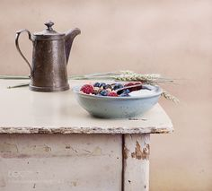 Pic: Granola and Berry Brunch