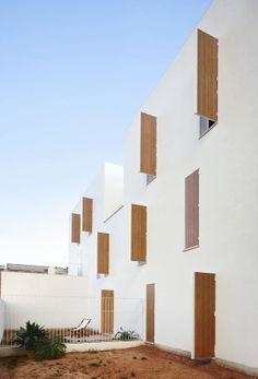 Sozialer Wohnungsbau, Mallorca, Ripolltizon Estudio de Arquitectura