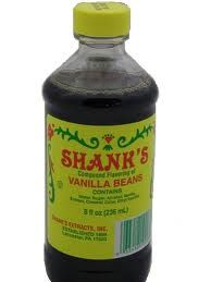 Shank's Vanilla Extract found near Lancaster, Pa. in Local Markets- Made the Best Christmas Cookies