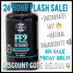 """Looking for an extra boost? This natural fat burner from @fitness_epidemic  Safe and effective it provides natural caffeine to give you energy and has natural properties proven to burn extra calories ! You can order at http://bit.ly/1LQL5DH  Use code : """"Epidemic15 """" at checkout for 15% off entire order! by healthyremedies"""