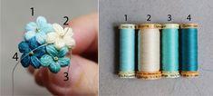 Watch The Video Splendid Crochet a Puff Flower Ideas. Wonderful Crochet a Puff Flower Ideas. Crochet Puff Flower, Crochet Flower Patterns, Crochet Flowers, Unique Crochet, Love Crochet, Diy Crochet, Crochet Hook Sizes, Thread Crochet, Crochet Circles