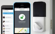 If you're the forgetful type, you might want a backup plan in place if you somehow manage to lock yourself out of your apartment. Lockitron's Bolt, a smart l...