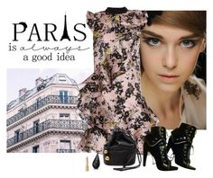 """""""Paris Is Always A Good Idea"""" by katiethomas-2 ❤ liked on Polyvore featuring Erdem, Chanel, Alexander Wang, La Prairie and Dolce&Gabbana"""