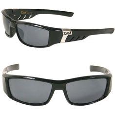 Locs Bad Boy Gangster Sunglasses SA91039 Hot trendy fashion sunglasses - Visit us online at www.trendyparadise.com