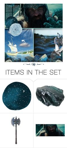 """Sailing West to Valinor: The End //BfTW Round 10"" by deepwinter ❤ liked on Polyvore featuring art, lordoftherings, lotr, Thelordoftherings and Gimli"