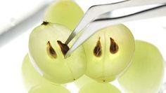 Além de ter propriedades anti-inflamatórias e antibacterianas, as sementes de uva são ricas em antio...